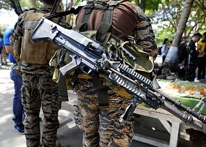 The New Philippine National Security Policy and the Asia-Pacific