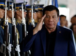 Duterte's Year of Sound and Fury