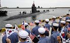 US Nuclear Sub Armed With Cruise Missiles Makes Port Call in South Korea