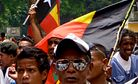 Time (and Oil) Running Out for Timor-Leste