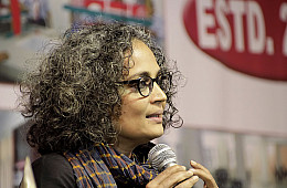 The God of Great Things, India's Arundhati Roy Returns With a New Novel