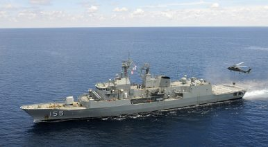 Australia's 60-Year-Old South China Sea Prophecy Comes True