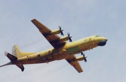China Deploys Advanced Anti-Submarine Warfare Aircraft to South China Sea Air Base