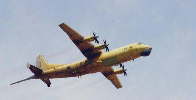 China Deploys Advanced Anti-Submarine Warfare Aircraft to South China Sea Air Base