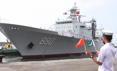 If China Does Build a Naval Base in Pakistan, What Are the Risks for Islamabad?