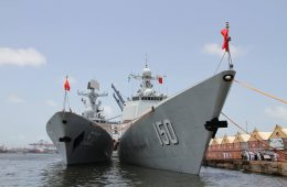 Chinese Navy Task Group Visits Pakistan With a Focus on Increasing Interoperability