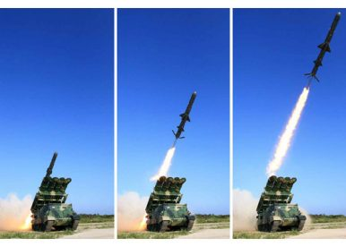 North Korea Introduces a New Coastal Defense Cruise Missile Launcher: First Takeaways
