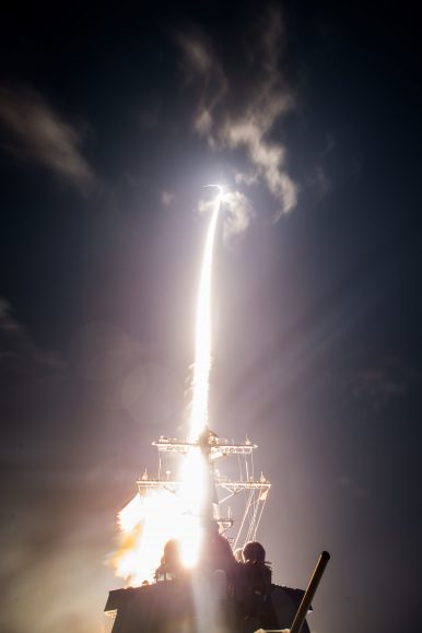 Missile Defense Blues: SM-3 Block IIA Fails Second Intercept Test