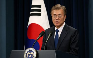 3 Things to Know Before South Korea's Moon Jae-in Meets Trump