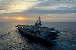 Deterring Pyongyang: 2 US Supercarriers Hold Naval Drills off Korean Peninsula