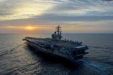 Deterring Pyongyang: 2 US Supercarriers Hold Naval Drills off Korean Peninsula