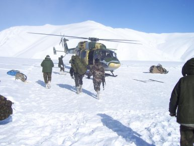 India Set to Deploy Armed Helicopters Along Eastern Border to Counter China