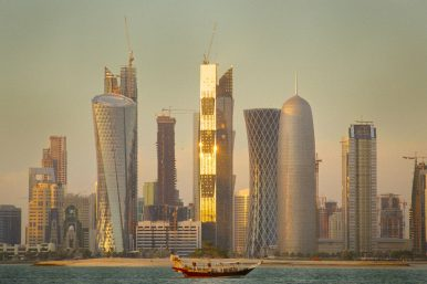 The China Wildcard in the Qatar Crisis