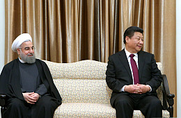 Rouhani's Reelection Means Continued Iran-China Engagement