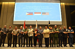 What Did the ASEAN Trilateral Terror Meeting Achieve?