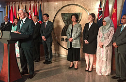 The US Needs ASEAN in Its New Asia Strategy