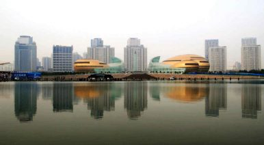 How an Overlooked Provincial Capital Became a Silk Road Hub