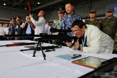 What's Next for China-Philippines Military Ties?