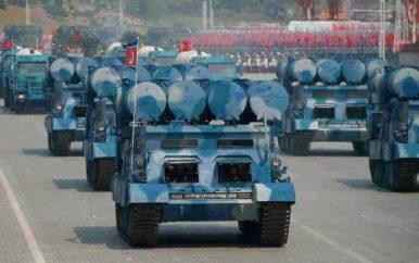 North Korea Launches Multiple Coastal Defense Cruise Missiles Into Sea of Japan