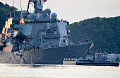 Is the US Seventh Fleet Unprepared to Operate at Sea?