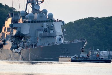 The Crash of the USS Fitzgerald: What Happened and What Comes Next?