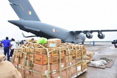 India's Projection of Power Through Humanitarian Assistance and Disaster Relief