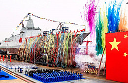 China Kicks off Work on 6th Type 055 Guided-Missile Destroyer