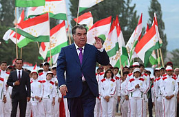 China and Tajikistan To Establish Comprehensive Strategic Partnership