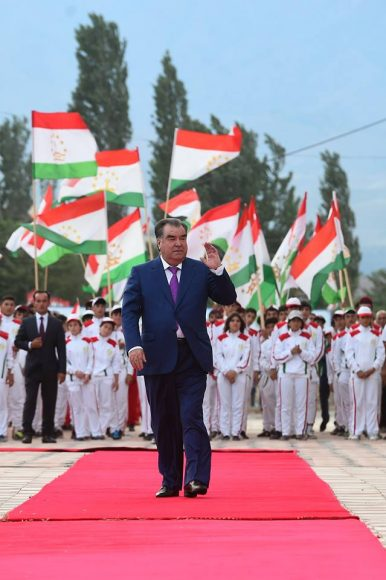 20 Years Later, Tajikistan Rewrites Civil War History