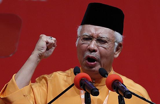 The Unsinkable Najib Razak