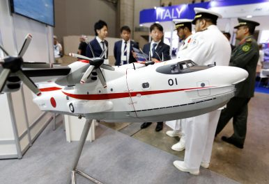 Japan Shops Maritime Arms to Southeast Asia