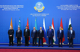 It's Official: India and Pakistan Join Shanghai Cooperation Organization