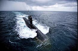India: Second Advanced Attack Submarine Begins Sea Trials