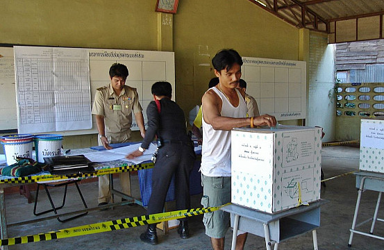 Thailand's Winding Road to Democracy | The Diplomat