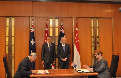 What's in the New Australia-Singapore Cyber Pact?
