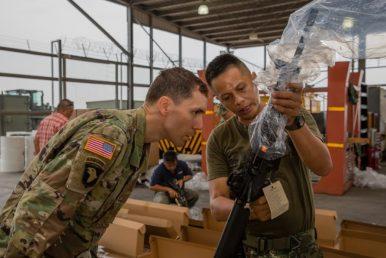 US Terror Aid to Philippines Signals Enduring Defense Ties Under Duterte