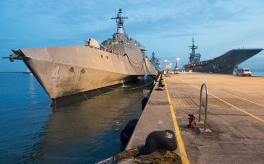 US-Vietnam Defense Ties in the Spotlight with Warship in Cam Ranh