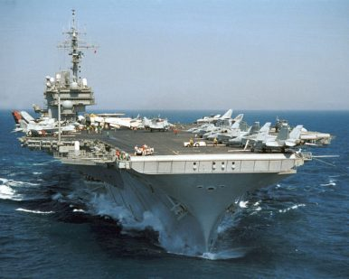 The Art of the US-India Aircraft Carrier Deal