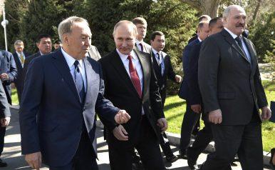 Russia Proposes Deploying Kazakhs and Kyrgyz to Syria