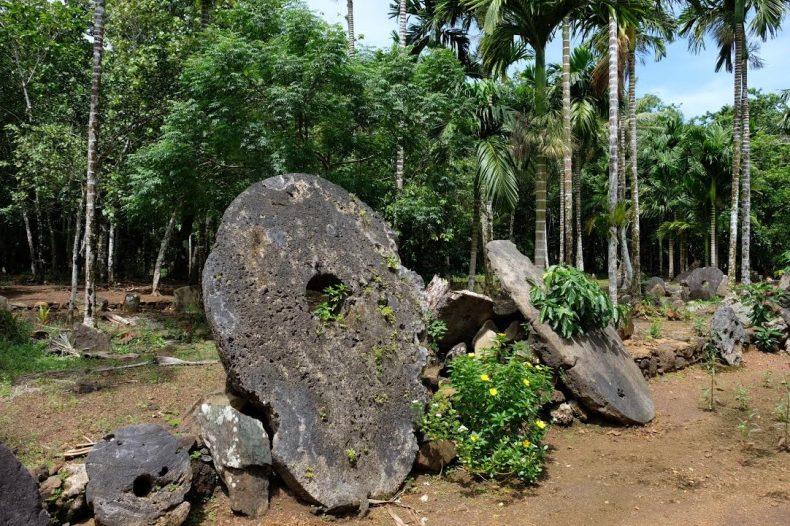 Yap Stone description