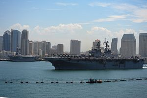 US Navy's Largest Ever Amphibious Assault Ship Deploys to the Asia-Pacific