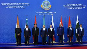 Could the SCO Expand Into the Middle East?