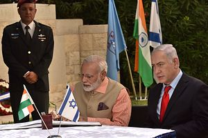 China, India, and Israel's Strategic Calculus