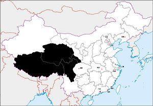 12 Regions of China: The Tibetan Plateau