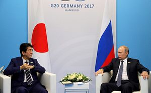 Will 2018 Really Be a Breakthrough Year in Japan-Russia ties?