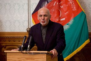 It's Official: Afghanistan Election Commission Says President Ghani Wins 2nd Term