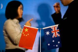 Foreign Donations, Local Politics: China's Australia Influence
