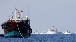 China's Window of Opportunity in the South China Sea