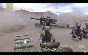 Amid China-India Border Standoff: China Holds Military Exercise in Tibet