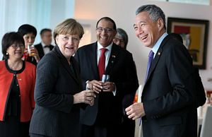 Singapore-Germany Cyber Cooperation in Focus with Introductory Visit